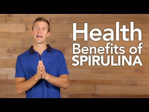 Video Health Benefits of Spirulina