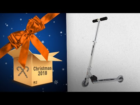 Top 10 Razor Kick Scooters Gift Ideas / Countdown To Christmas 2018!   Christmas Gift Guide