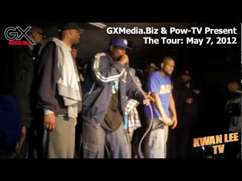 Big Reep @Big_Reep Performing At The Tour May 7_ 2012.mp4