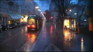 preview picture of video 'Drive in the city 3 Vienna'