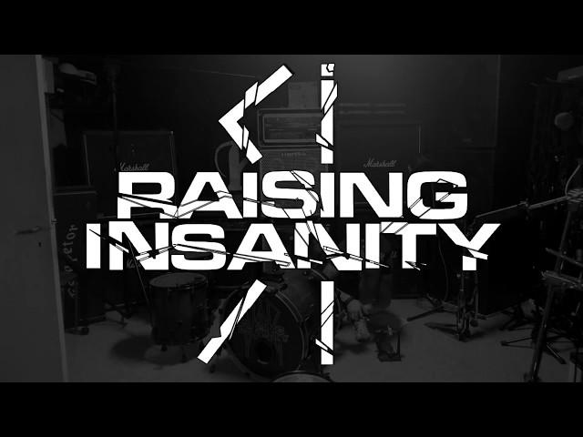 Raising Insanity – Dark Places