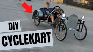 Gokart DIY | Cyclekart Build