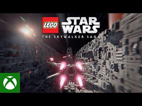 Vidéo LEGO Jeux vidéo XBXSeries-ONE-LSW-SS : LEGO Star Wars la saga Skywalker - Deluxe edition XBOX Series X - XBOX One