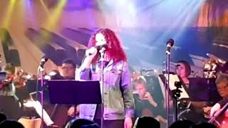 Me singing 'Get Here' - Oleta Adams (live performance with band, orchestra and choir)