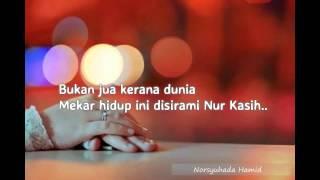 Inteam   Nur Kasih (Lirik)