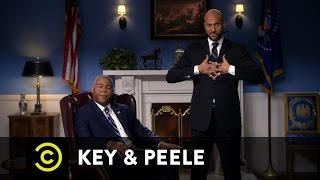 Key & Peele  Obama And Luthers Farewell Address  Uncensored