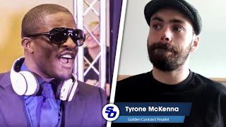 'OHARA DAVIES TALKS SH*T, I'LL ABSOLUTELY DESTROY HIM,' - Tyrone McKenna