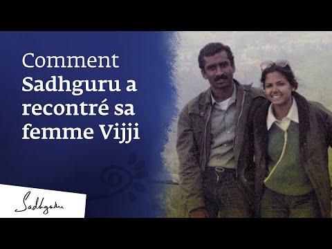 Qui était Vijji la femme de Sadhguru ? | Sadhguru Français Qui était Vijji la femme de Sadhguru ? | Sadhguru Français