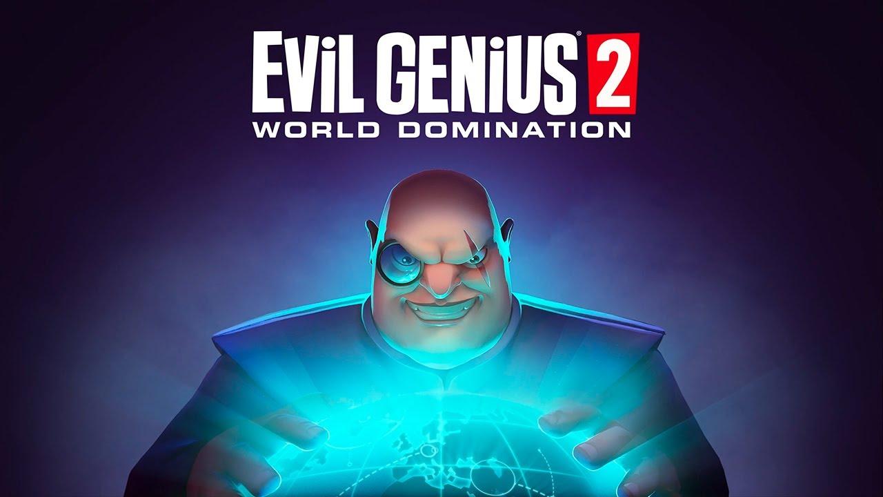 Геймплейный трейлер игры Evil Genius 2: World Domination