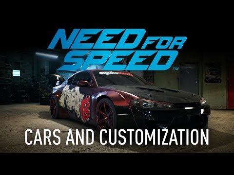 Видео № 2 из игры Need for Speed (2015) [PS4] Хиты PlayStation