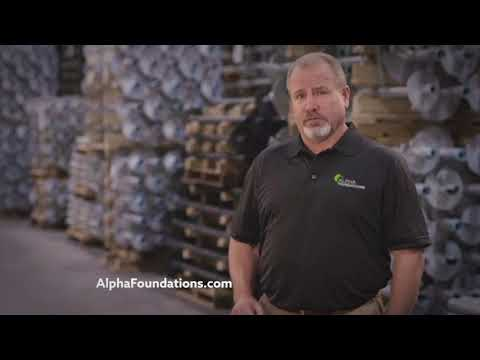 Alpha Foundations | We Fix Homes the Right Way