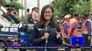 KRL Anjlok, Perbaikan Listrik Aliran Atas Sudah Dilakukan NET12