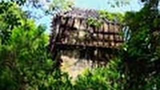 Eraniel Palace ruins at Padmanabhapuram