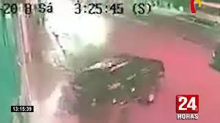 Cusco: Accidente De Tránsito Cobró La Vida Una Persona En Wanchaq (2/2)