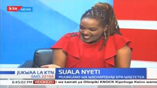Suala Nyeti: Muungano wa wachapishaji KPA wajitetea