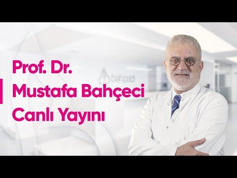 Instagram Canlı Yayın – Prof. Dr. Mustafa Bahçeci – 5 Aralık 2017