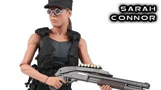 NECA ULTIMATE SARAH CONNOR Figure Review