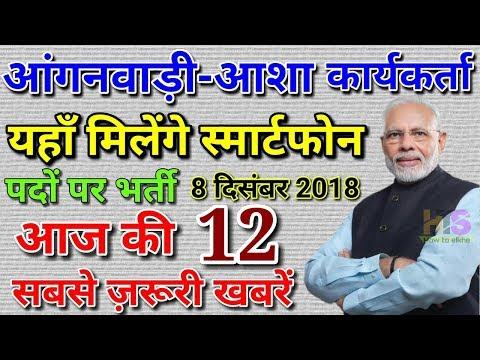 Anganwadi Worker Latest News Today 2018  Asha Sahyogini Salary, Vetan, Bhari, Job Vacancy,SmartPhone
