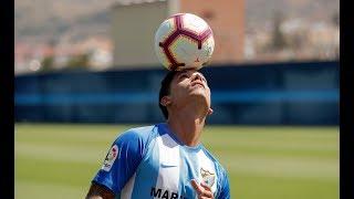 Renato Santos ya es el '11' del Málaga CF
