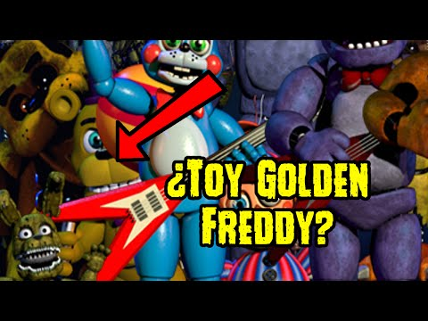 Nuevo Five Nights At Freddy's 4 Teaser | ¿Toy Golden Freddy? | FNAF 4