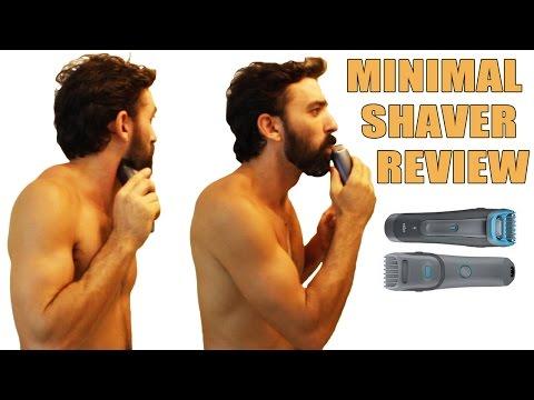 Shaving Minimally    Braun Cruzer 6 Review    How to trim a beard