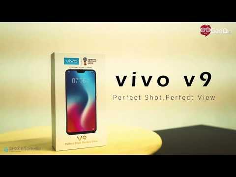 Unboxing dan Plus-Minus Vivo V9 yang Perlu Lo Tau