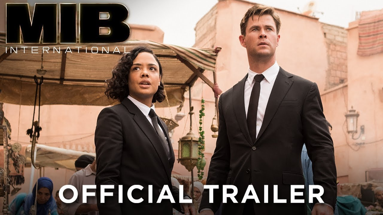 Trailer för Men in Black: International