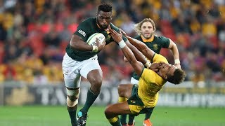 40 Great Springbok Tries Against The Wallabies - 2006 to 2018