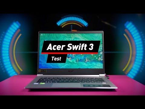 Acer Swift 3 (2019) im Test: Erfolgreiche Frischzellenkur?