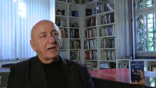 """ראיון עם ז'ק נריה בעקבות ספרו החדש """"בין רבין לערפאת"""""""