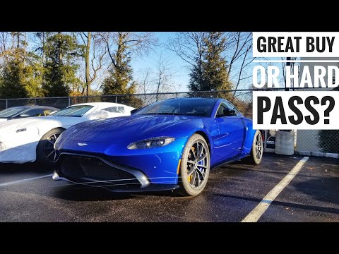 2019 Aston Martin Vantage A Good Buy Or Not?