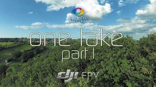 One-take part I | dji fpv | 4k | cinematic | freestyle
