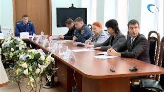 Состоялось заседание общественного совета по защите малого и среднего бизнеса