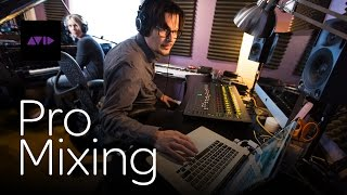 In The Studio With <b>Ken Andrews</b> And Pro Tools  S3