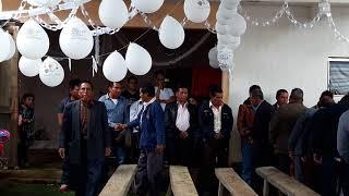 Boda de Fredy Baten Chanchavac y Griselda Xiloj Velasquez Parte 1 Sinfronteras Producciones HD 31 de