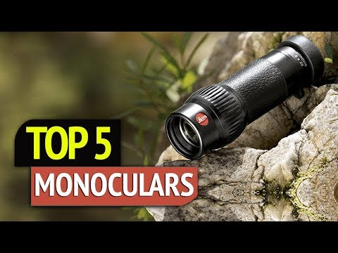 TOP 5: Monoculars 2018