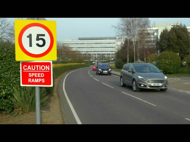 Ford Intelligent Speed Limiter will stop you getting a ticket e