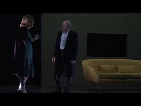 Couple au Théâtre Édouard VII