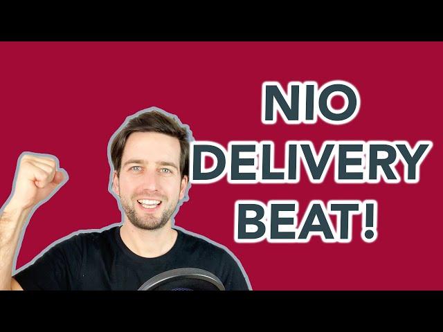 Video Pronunciation of NIO in English