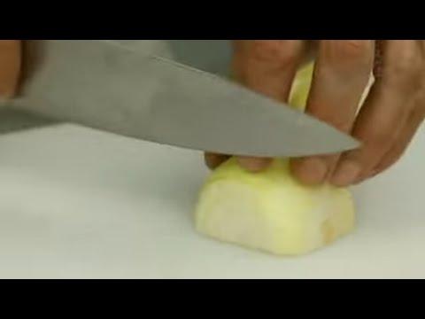 Técnica de corte en pluma