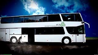 Корпоративное видео Инвестфинанс Юг (Краснодар, 2015)