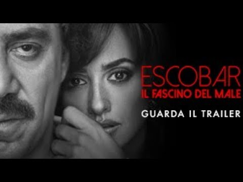 ESCOBAR IL FASCINO DEL MALE – Trailer Ufficiale – dal 19 aprile al cinema