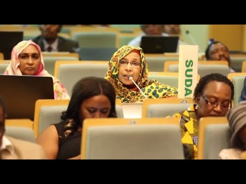 AUC and UNFPA Ministerial Side Event; 2nd STC on Health, Population and Drug Control