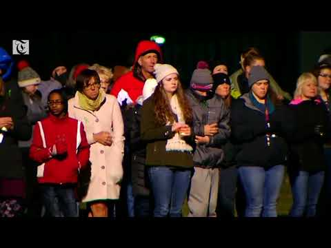 Vigil held for missing teenage girl in Wisconsin