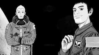 SpaceBrothers le trailer du manga