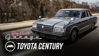 1993 Toyota Century - Jay Leno