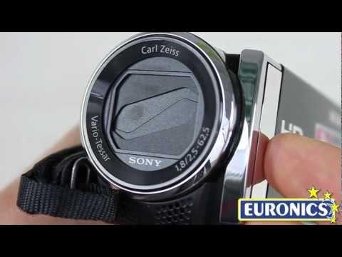 Videocamera Sony HDR-CX200E - Caratteristiche