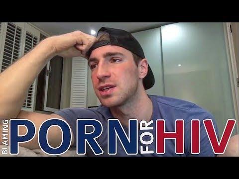 Blaming Porn For HIV