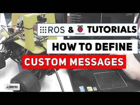 ROS Custom Messages