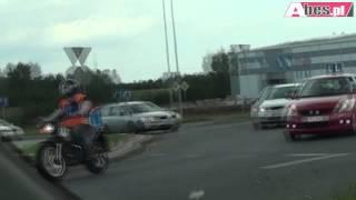 preview picture of video 'Prawko Częstochowa - niezdany egzamin'